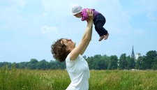 Baby-Flug